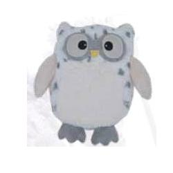 WARMIES PELUCHE TERMICO HOOTY LEOPARDO DA NEVE - Farmabenni.it