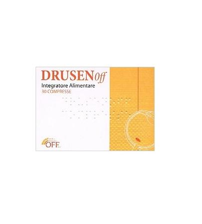 DRUSENOFF 30 COMPRESSE - Farmacia Massaro