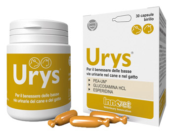 URYS 30 CAPSULE BIRILLO - Farmaunclick.it