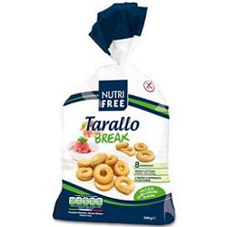 NUTRIFREE TARALLO BREAK 8X30 G - FARMAPRIME