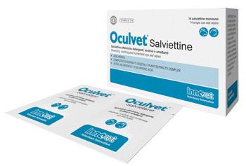 OCULVET SALVIETTINE USO VETERINARIO 14 SALVIETTINE MONOUSO - Farmapage.it