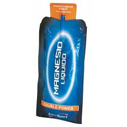 MAGNESIO LIQUIDO DOUBLE POWER 375 BUSTA 25 ML - La farmacia digitale