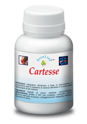 CARTESSE 60 COMPRESSE - Nowfarma.it