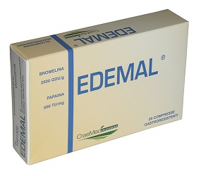 Edemal 20 cps - Farmacia 33