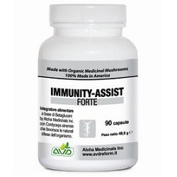IMMUNITY ASSIST FORTE FLACONE 90 CAPSULE 48,6 G - Speedyfarma.it
