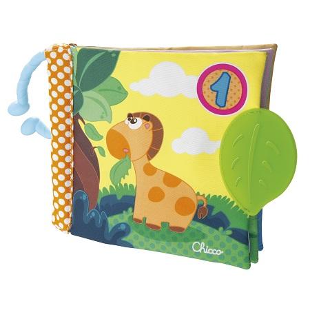 CHICCO GIOCO BABY SENSES MUSIC LIBRO 1 PEZZO - FARMAPRIME