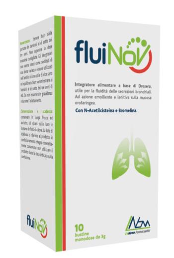 FLUINOV 10 BUSTINE 3 G - Farmabros.it