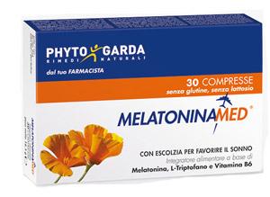 MELATONINAMED 1 MG 30 COMPRESSE - Farmastop