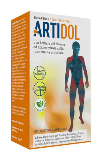 ARTIDOL CAPSULE 60 CAPSULE - La farmacia digitale