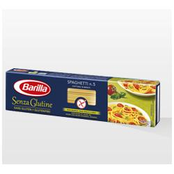 BARILLA SPAGHETTI 5 400 G - Farmaunclick.it