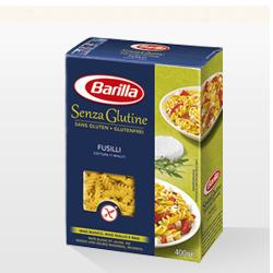 BARILLA FUSILLI 400 G - Farmaunclick.it