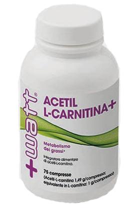 ACETIL L CARNITINA+ 75 COMPRESSE - Parafarmacia la Fattoria della Salute S.n.c. di Delfini Dott.ssa Giulia e Marra Dott.ssa Michela