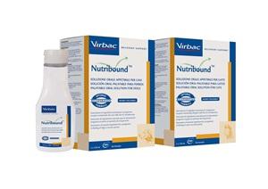 NUTRIBOUND SOLUZIONE ORALE APPETIBILE PER CANI 3 FLACONI DA 150 ML - Nowfarma.it