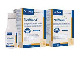 NUTRIBOUND SOLUZIONE ORALE APPETIBILE PER GATTI 3 FLACONI DA 150 ML - Farmabenni.it