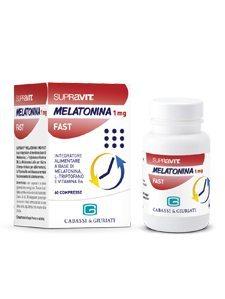 MELATONINA 1 SUPRAVIT - Farmaciapacini.it