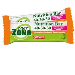 EnerZona Snack 40-30-30 Gusto Arancia e Cioccolato 25g - Sempredisponibile.it