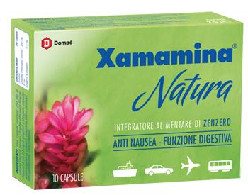 XAMAMINA NATURA 10 CAPSULE - Farmafamily.it