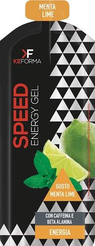 SPEED ENERGY GEL MENTA LIME 60 ML - Farmabros.it