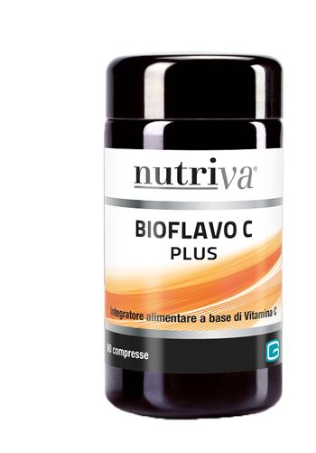 NUTRIVA BIOFLAVO C 60 COMPRESSE - Farmaciacarpediem.it
