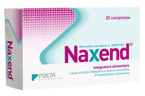 NAXEND 30 COMPRESSE - Zfarmacia