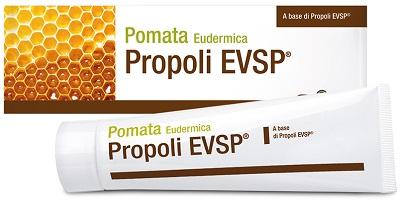 POMATA EUDERMICA PROPOLI 50 ML - farmaciadeglispeziali.it