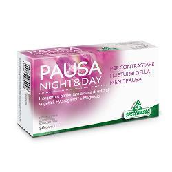 PAUSA NIGHT & DAY 80 CAPSULE - Farmacia 33