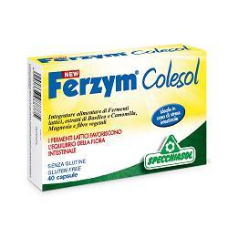 NEW FERZYM COLESOL 40 CAPSULE - FARMAPRIME