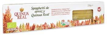 QUINUA REAL SPAGHETTI DI RISO E QUINOA BIO VEGAN 250 G - Farmacia Castel del Monte
