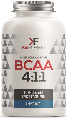 KE BCAA 4:1:1 140 CAPSULE - Farmapage.it