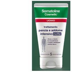 SOMATOLINE COSMETIC UOMO TRATTAMENTO PANCIA ADDOME INTENSIVO NOTTE 10 300 ML - Spacefarma.it