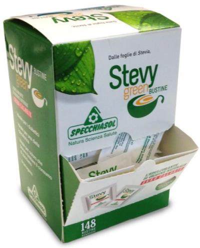 STEVYGREEN 60 BUSTINE NUOVA FORMULA - Farmastar.it