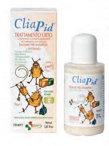CLIAPID TRATTAMENTO URTO 150 ML - Farmaseller