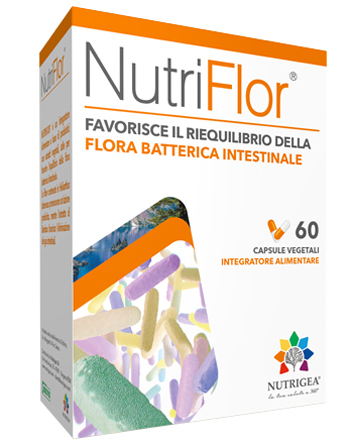 NUTRIFLOR 60 CAPSULE - Farmaci.me