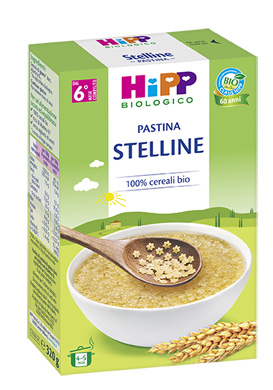 HIPP BIO HIPP BIO PASTINA STELLINE 320 G - Farmafamily.it