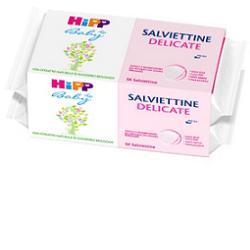 HIPP SALVIETTINE DELICATE BIPACK 2X56 PEZZI - Farmacia Massaro