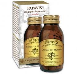 Dr. Giorgini Papavis Integratore Con Papaya Fermentata 140 Pastiglie