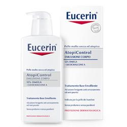 EUCERIN ATOPICONTROL CORPO EMULSIONE 400 ML - Speedyfarma.it