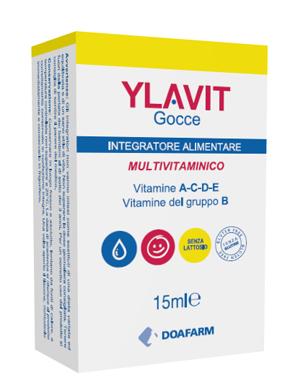 YLAVIT GOCCE 15 ML - Farmaseller