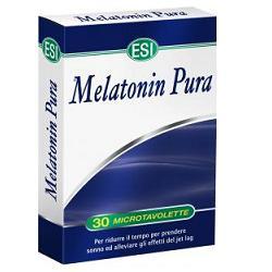 ESI MELATONIN PURA 30 MICROTAVOLETTE - Farmacielo