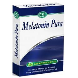 ESI MELATONIN PURA 60 MICROTAVOLETTE - Farmabenni.it
