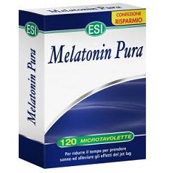 ESI MELATONIN PURA 120 MICROTAVOLETTE - Farmafamily.it