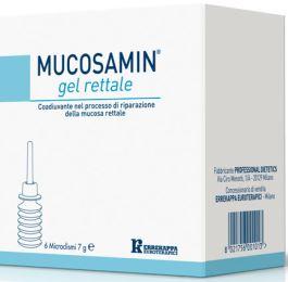 GEL RETTALE MUCOSAMIN 6 MICROCLISMI DA 7 G - Farmapage.it