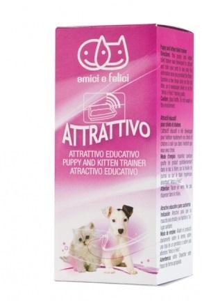 ATTRATTIVO IGIENICO SPRAY CANE E GATTO 1000 G - Arcafarma.it