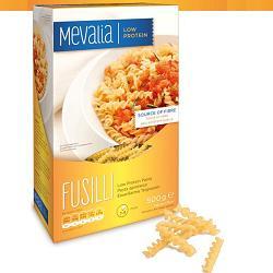 Mevalia Pasta Aproteica Fusilli 500g - Farmastop