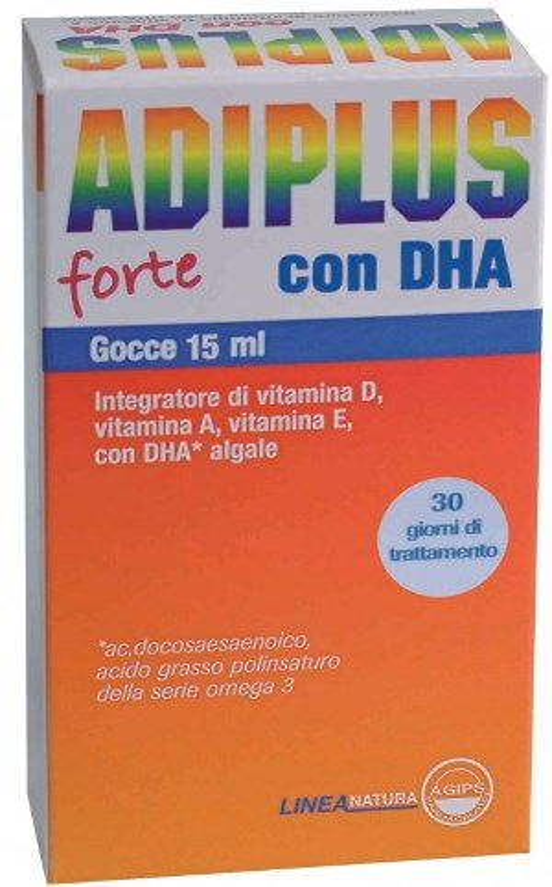 ADIPLUS FORTE GOCCE FLACONCINO 15 ML - Farmacia Giotti