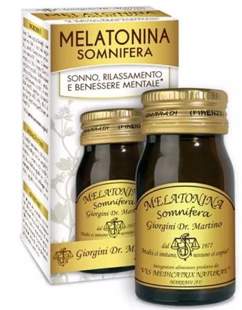MELATONINA SOMNIFERA 60 PASTIGLIE - Farmaseller