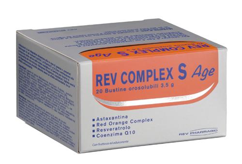 REV COMPLEX S AGE 20 BUSTINE ASTUCCIO 70 G - Nowfarma.it