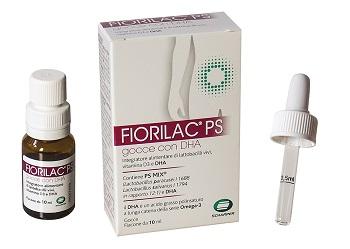 FIORILAC PS CON DHA GOCCE 10 ML - Farmacia della salute 360