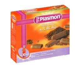 PLASMON BISCOTTO CACAO 300 G - Turbofarma.it