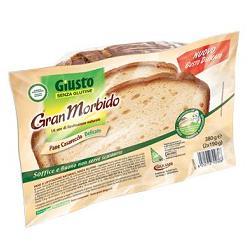 Giusto Pane Casareccio Gusto Delicato Senza Glutine 380g - Farmaciacarpediem.it